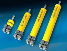Verlängerung – Leichtbau - Bei Verlängerungen in Leichtbauweise kommt ein hochpräziser Würfelkopf aus coatiertem Aluminium zum Einsatz (Lieferung mit Spanneinsatz).